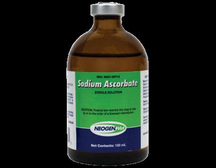Sodium Ascorbate (Vit. C) Injection 100 mL