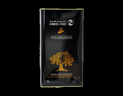 Zabeel Olive Oil (Extra Virgin) 4L